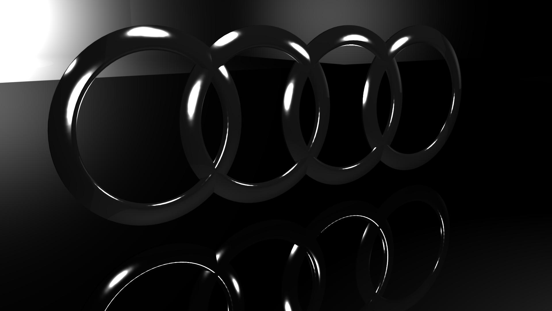 Audi Logo Black 2017 2018 Best Cars Reviews